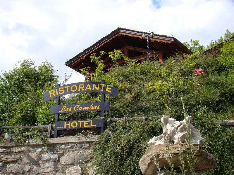 Hotel vicino alle Terme di Pré Saint Didier