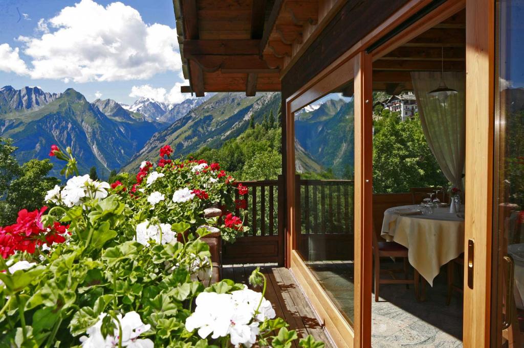 albergo 3 stelle Aosta - hotel la Salle Aosta